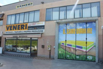 negozio veneri materassi